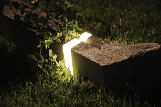 Необычный осветительный прибор от Марко Стефанелли