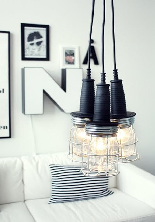Восхитительный светильник который украсит комнату