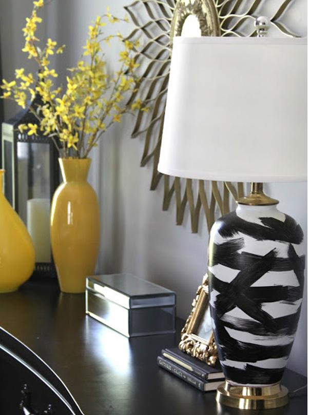 Дивный светильник который украсит комнату