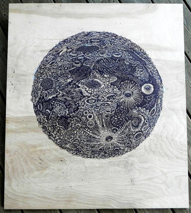 Креативная ручная гравировка от Tugboat Printshop