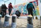 Жизнерадостные граффити лиссабонских пенсионеров из lata-65