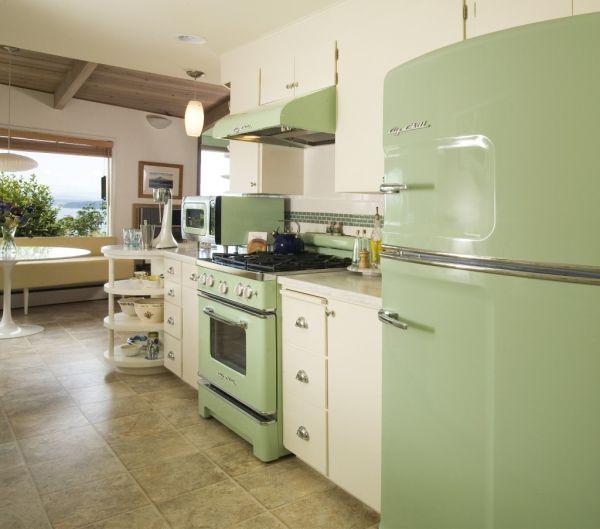 Дизайн интерьера уютной кухни