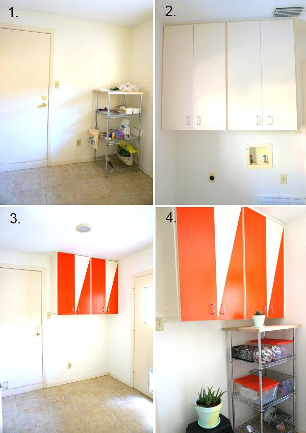 Этапы преобразования комнаты
