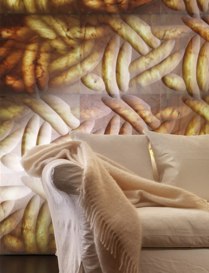 Потрясающая коллекция Le Pietre Luminose - очарование тёплого мрамора