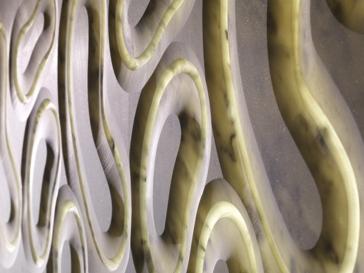 Коллекция Le Pietre Luminose - очарование тёплого мрамора