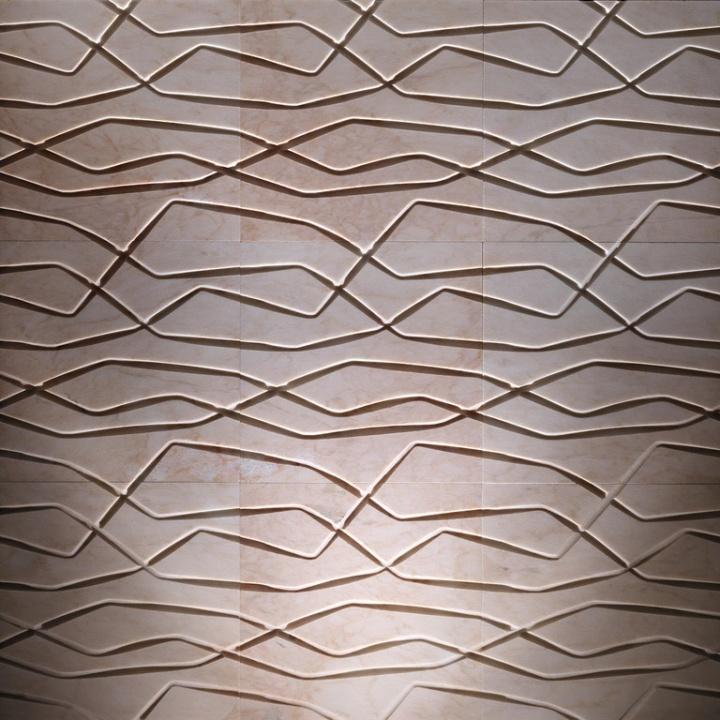 Красивая коллекция Le Pietre Luminose - очарование тёплого мрамора
