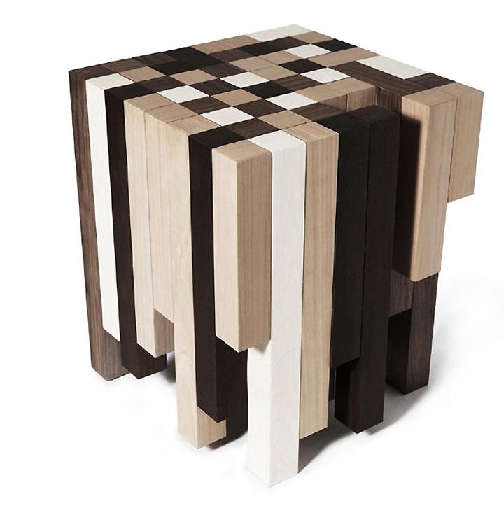 Деревянный Квадрат: уникальный модульный