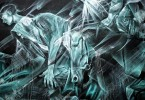 Сюрреалистические фрески Аарона Ли-Хилла