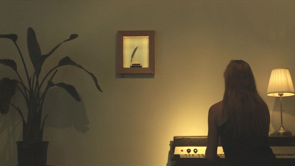 «Медленный танец» от Джеффа Либермана: кинетическая инсталляция с оптическими иллюзиями