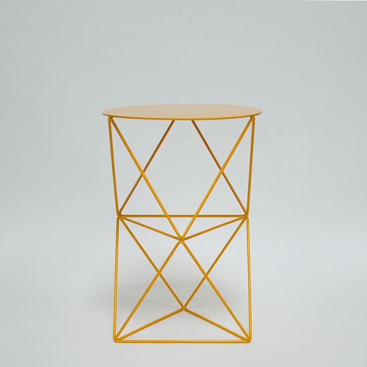 Подставка формы двойной октаэдр