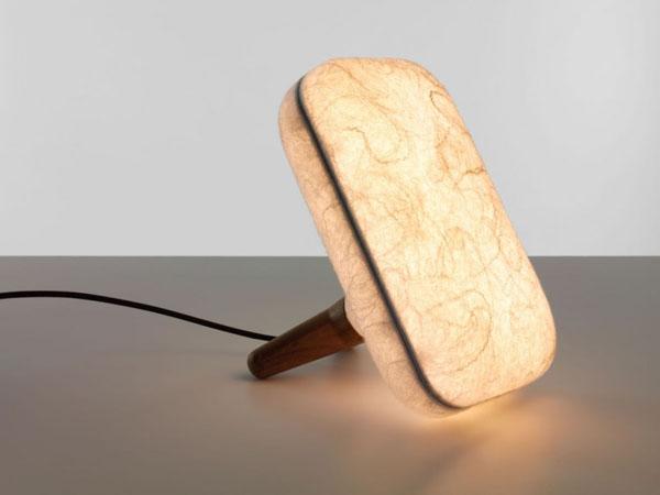 Необычный настольный светильник арт-студии Aqua Creations