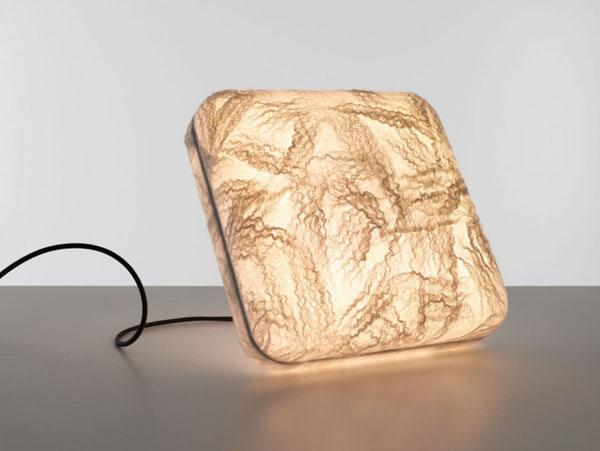 Удивительный настольный светильник арт-студии Aqua Creations