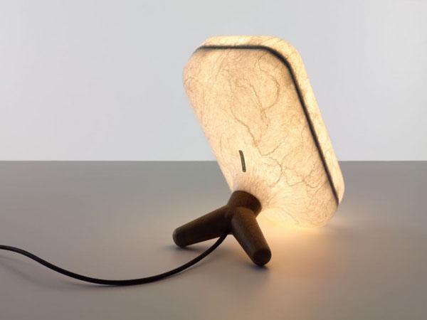 Восхитительный настольный светильник арт-студии Aqua Creations