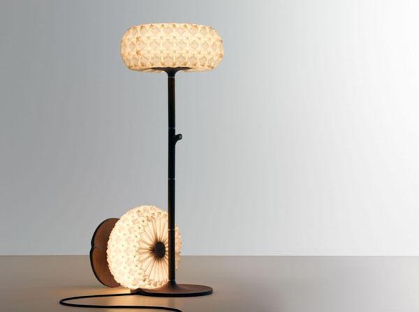 Торшер и напольный светильник от арт-студии Aqua Creations