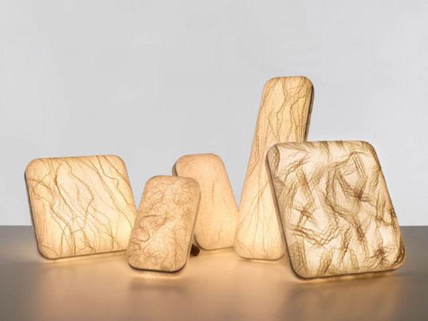 Коллекция светильников от арт-студии Aqua Creations