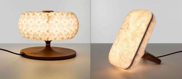Настольные светильники арт-студии Aqua Creations