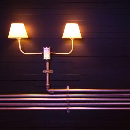 Удивительный уличный светильник от Triptyque