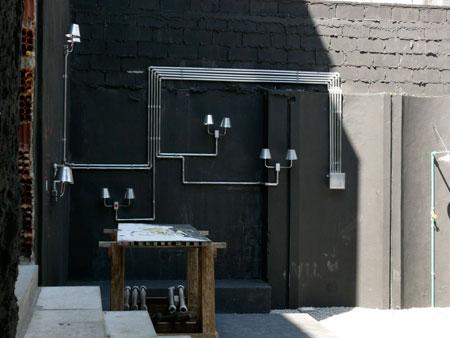 Первоклассный уличный светильник от Triptyque