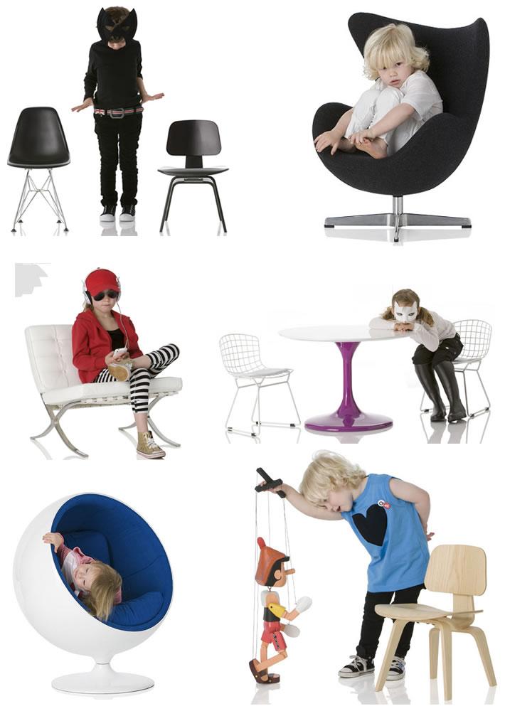 Creatividad, moda, color, ¡es el consejo de nuestros niños para los niños! Varias ideas de diseño notables.