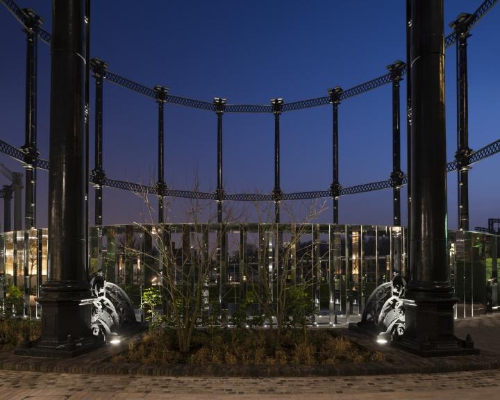 Выставка световых инсталляций: победители конкурса