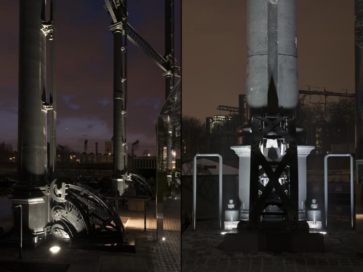 Выставка световых инсталляций от Speirs+Major