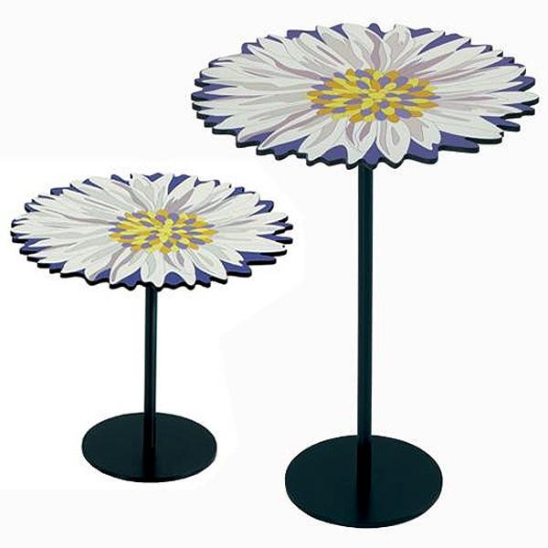 Столики Lomi & Lou Blossoming в виде ромашки