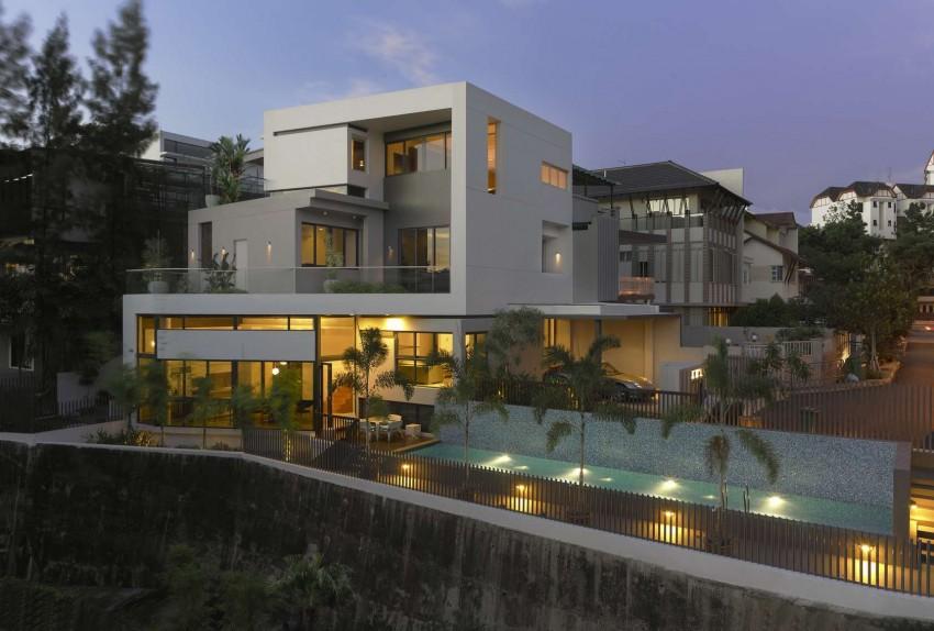 Резиденция в Сингапуре