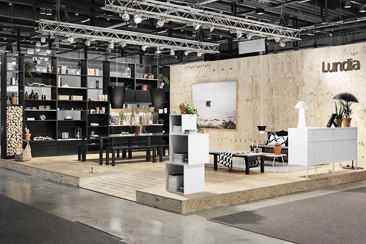 Кухонная торговая выставка Lundia