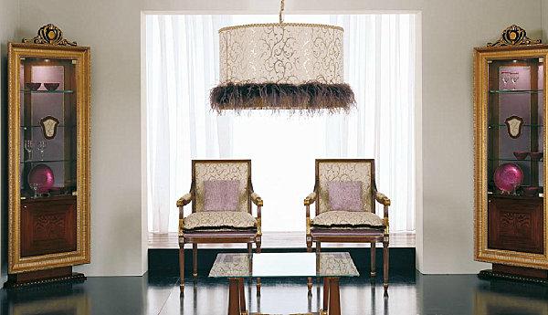Элегантная глянцевая мебель