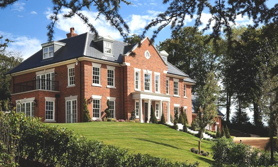 Дом Святого Иоанна в Англии