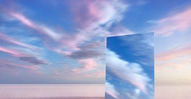 Зеркальные отражения драматических ландшафтов в фотографиях от Мюррея Фредерикса