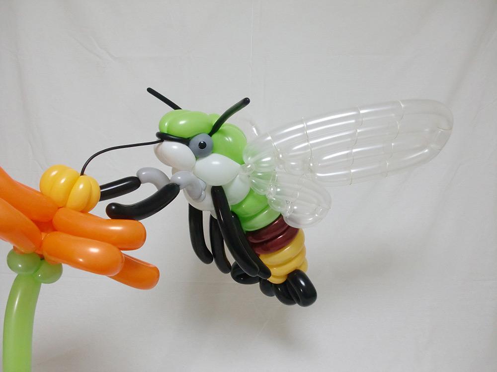 Весёлый зоопарк от Масаёши Мацумото: фигурки из воздушных шариков