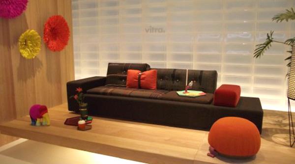 Креативный диван от Hella Jongerius