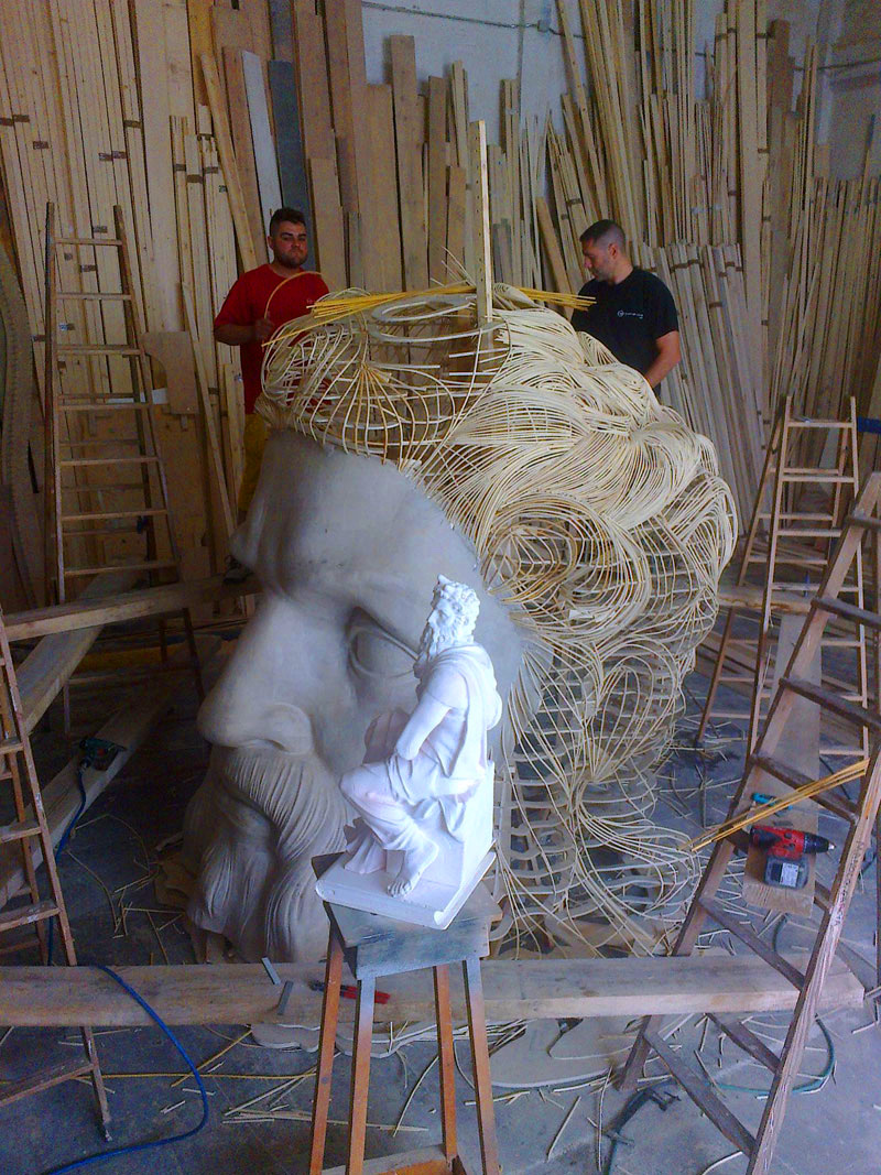 тоже скульптор маноло гарсия работы фото стилей направлений