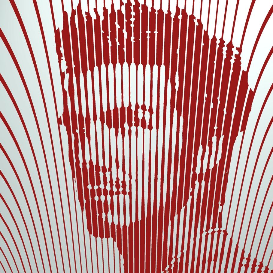 Работа бразильского художника Marcos Marin