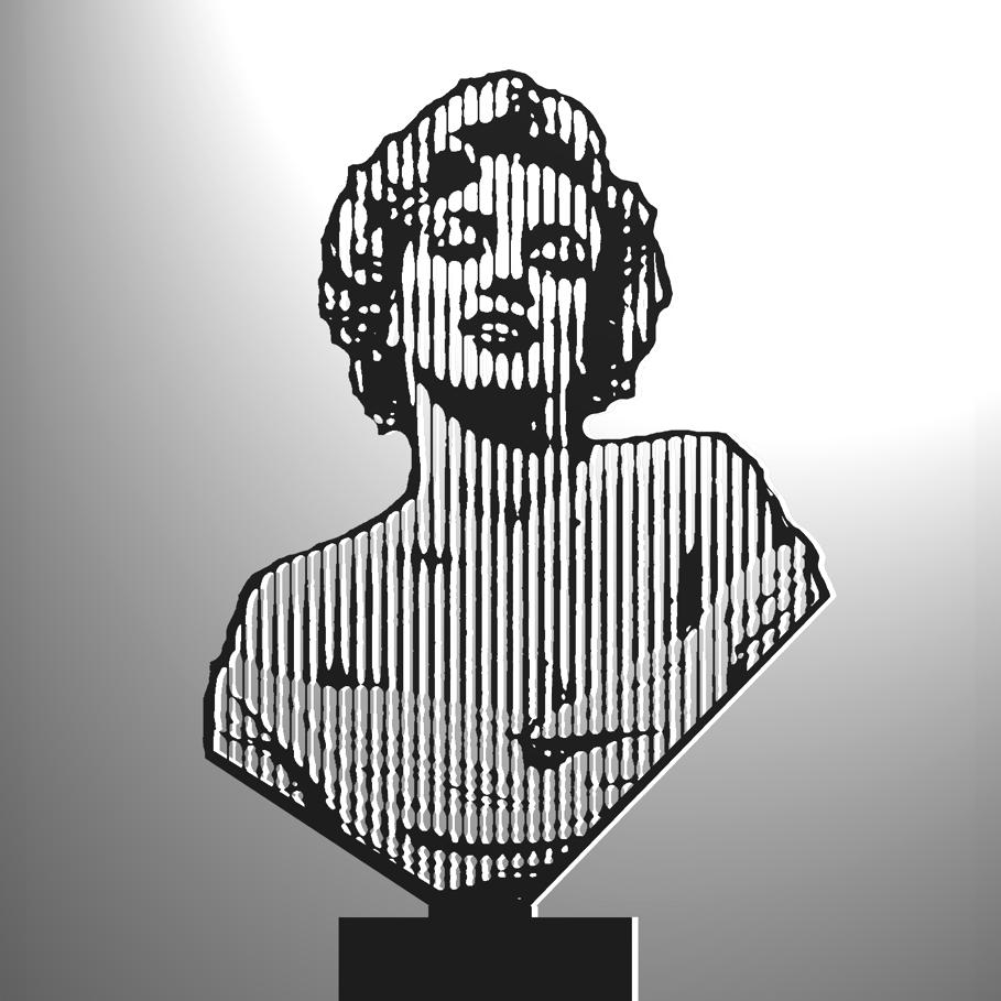 Портрет Marilyn Monroe
