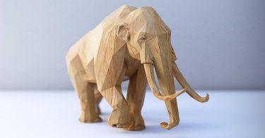 Мат Шулик: деревянные игрушки в цифровой коллекции Polywood