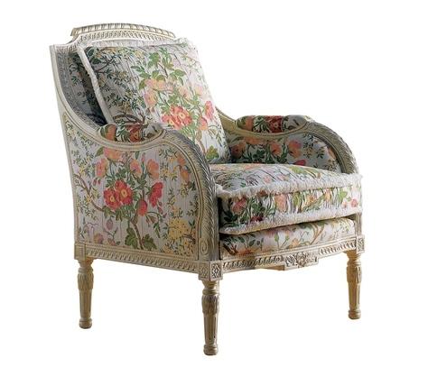 Изысканное креслице от Zanaboni