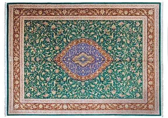 Шерстяной ковёр ручной работы, Иран