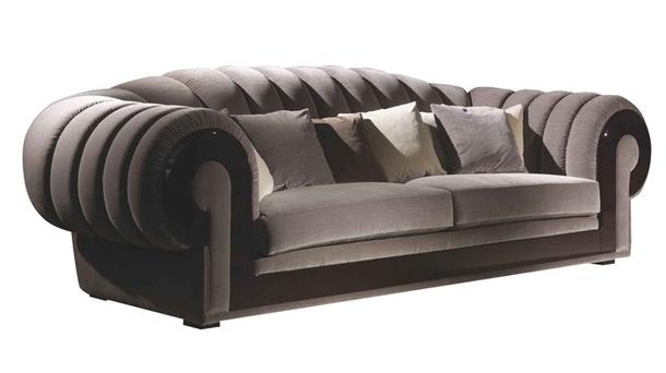 Массивный оригинальный диван Orion