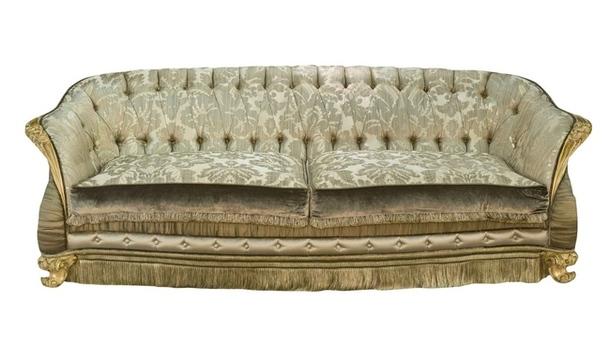 Роскошный классический диван в серии Версаль
