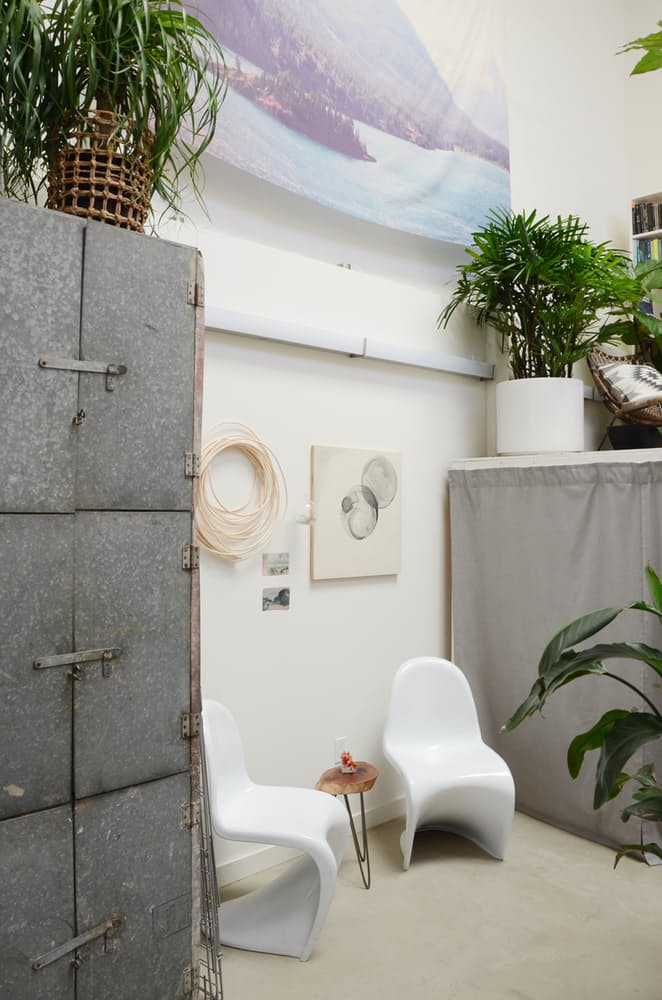 Мебель для мансарды: оригинальные стульчики