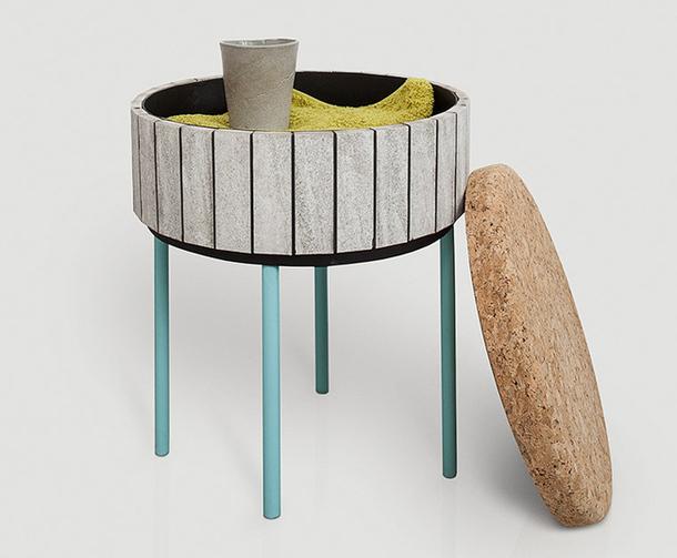 Прекрасная мебель Tile Sashi для ванной комнаты