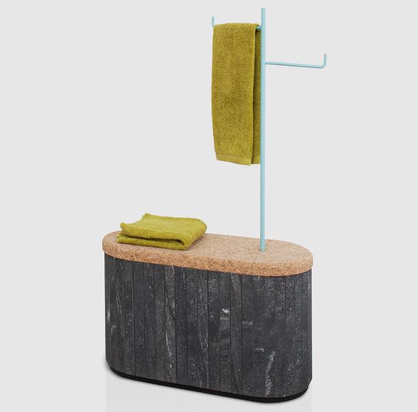 Чудесная мебель Tile Sashi для ванной комнаты
