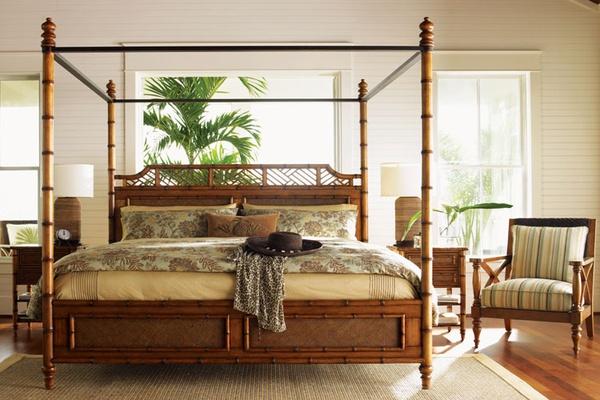 Бамбуковая основа кровати