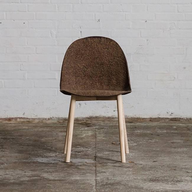 Необычная дизайнерская мебель из водорослей - Фото 2