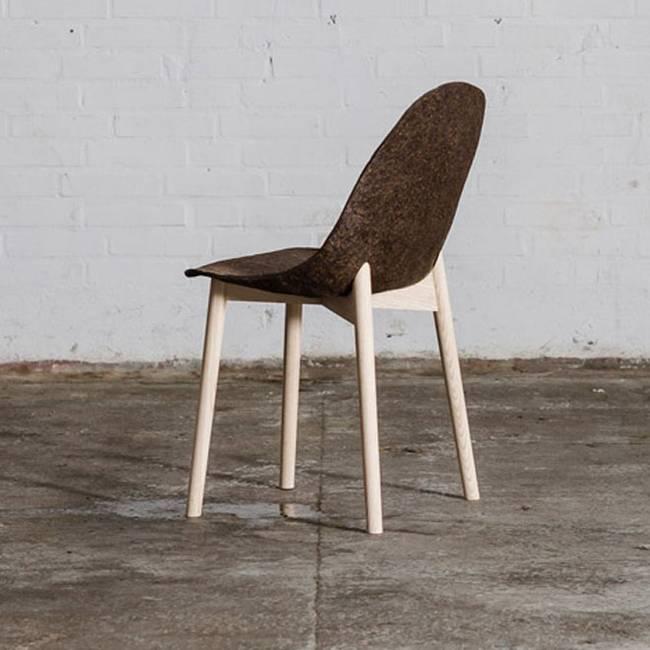 Необычная дизайнерская мебель из водорослей - Фото 3
