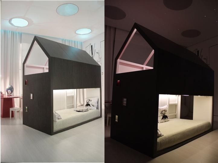 Детская модульная система кровати из ИКЕА