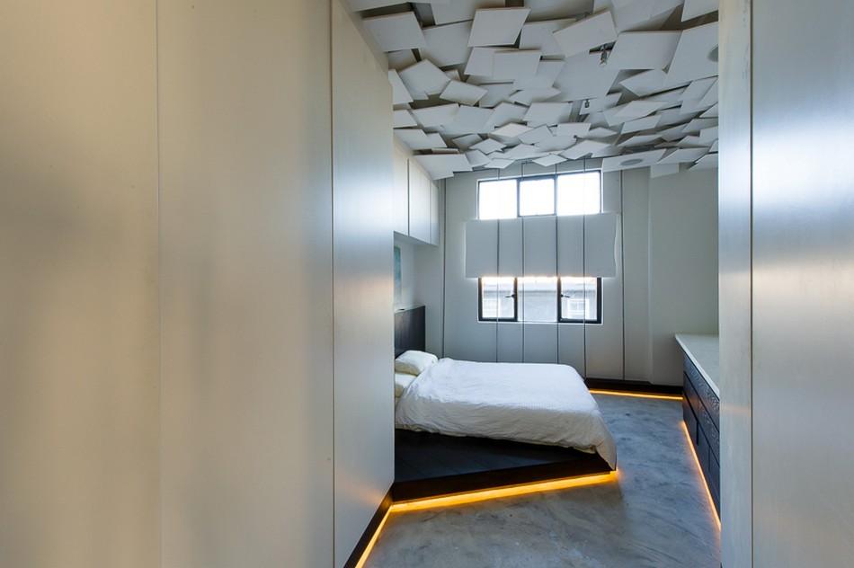 Дизайн интерьера резиденции в стиле модерн от студии 4м