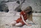 Мервин О'Горман: портрет дочери Кристины